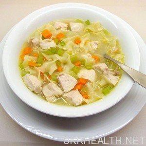 Вчені визнали лікувальні властивості супу