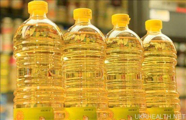 Причиною раку може бути соняшникова олія