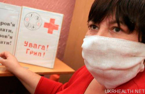 В Україні перша смерть від грипу