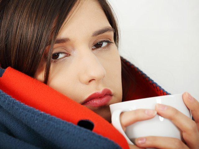 Як швидко справитися з застудою