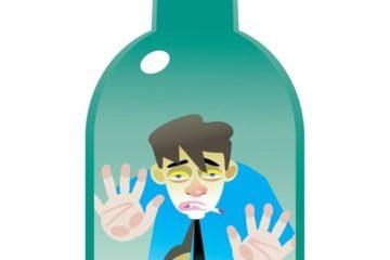 Психічні розлади алкоголіків