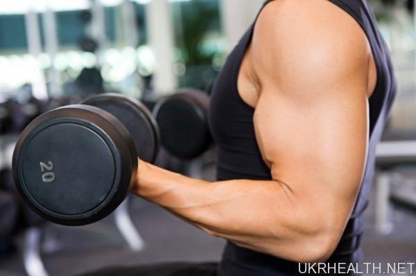 Помилки тренінгу на ріст м'язів