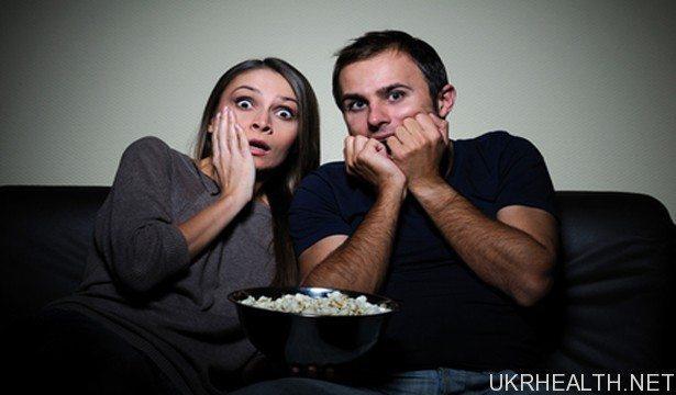 Від чого вилікують фільми жахів?