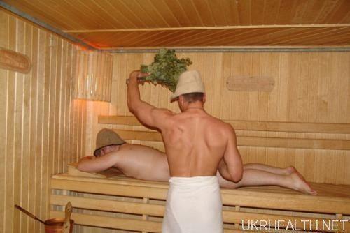 Вплив сауни на ріст м'язів