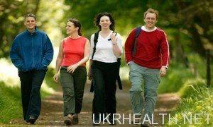Прогулянки врятують від інсульту