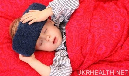 Харчування дитини під час хвороби