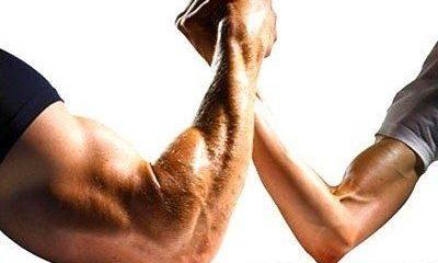 Чому м'язи здуваються?