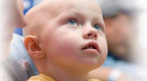 Сьогодні День дітей, хворих на рак