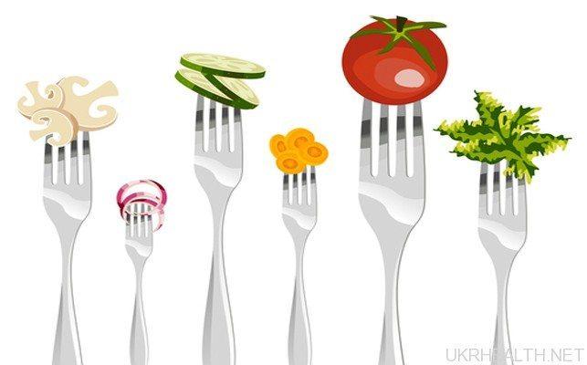 МОЗ склав дієту для українців