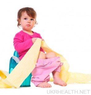 Лікування запорів у дітей