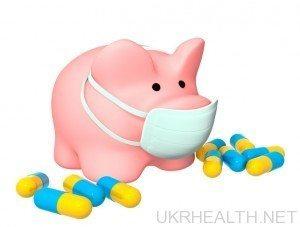 «Свинячий» грип знайшли 256 українців