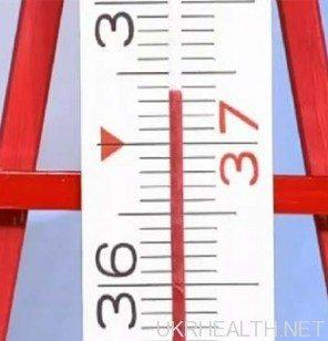 Про що говорить температура 37,3?
