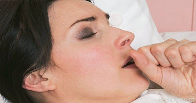 Дихання - тест на рак шлунка