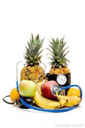Правила харчування при проблемах з тиском