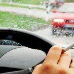 Палити в машині небезпечніше, ніж в барі