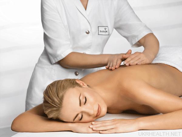 Спортивний масаж