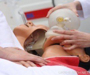 Серцево-легенева реанімація