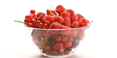 Такі корисні ягоди