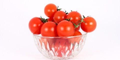 Такі корисні помідори