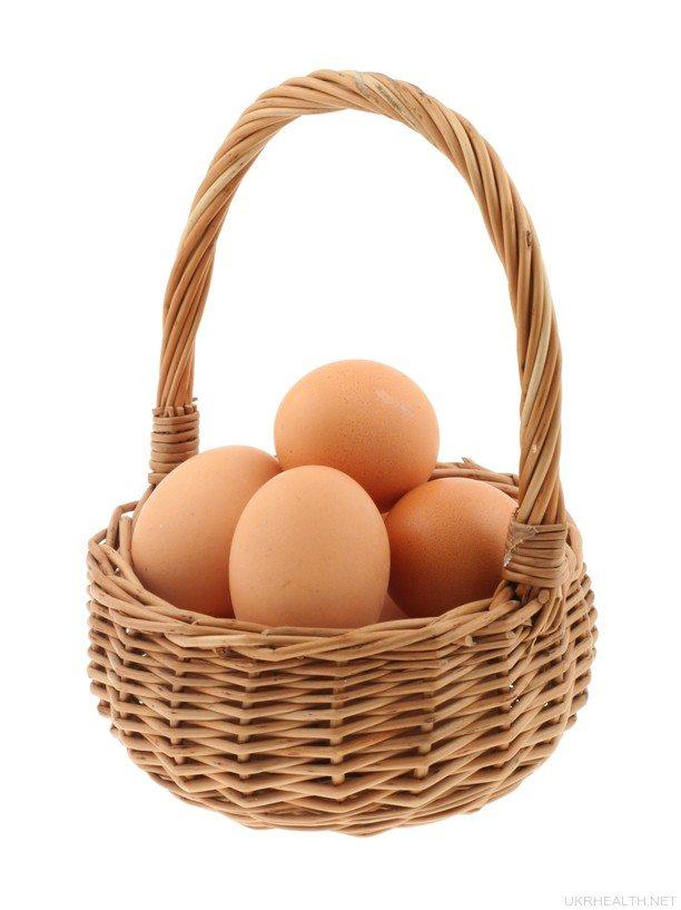 Курячі яйця корисні чи шкідливі?