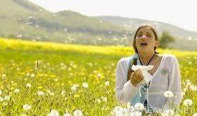 Алергія на цвітіння