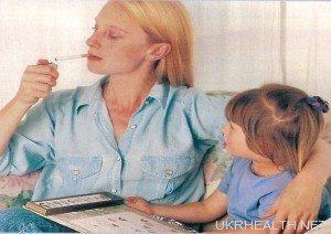 мама курець