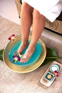 миття ніг