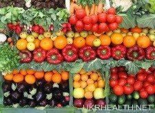 Весняні вітаміни