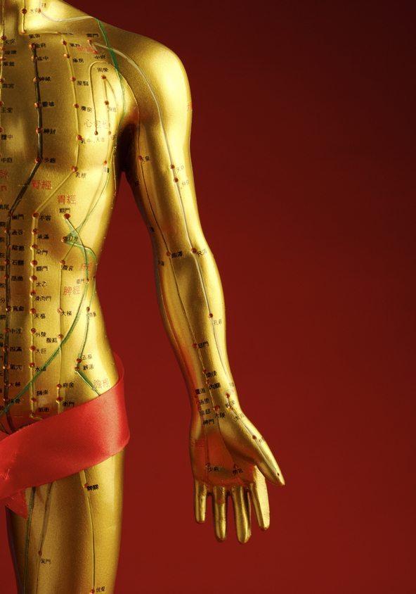 Рефлексотерапія як метод схуднення