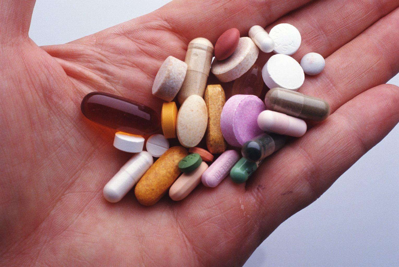 Антибіотики викликають алергічні реакції, включаючи екзему