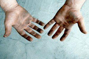 брудні руки