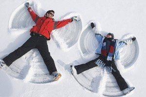 Фізичні вправи на морозі