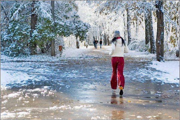 найкорисніший зимовий фітнес