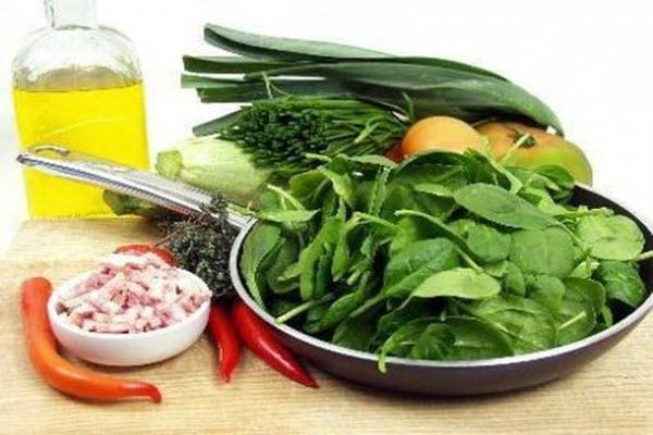 зелень для схуднення
