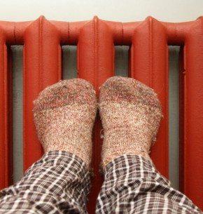 мерзнуть ноги