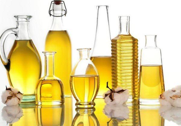 Вітаміни та рослинні масла