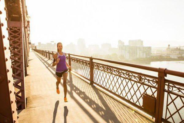 заняття бігом