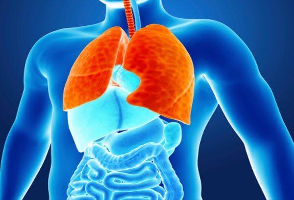захворювання легень