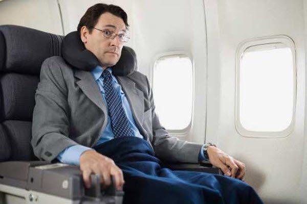 стрес при авіаперельотах