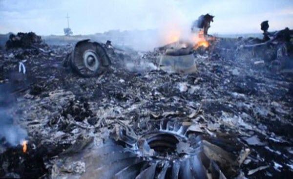 літак, що розбився