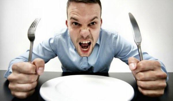 відчуття голоду