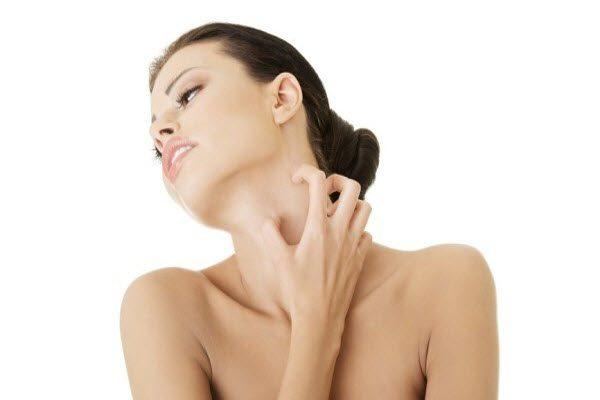 алергія шкіри