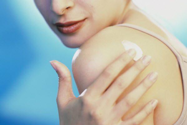 шкіра після засмаги