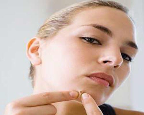 утворення на шкірі