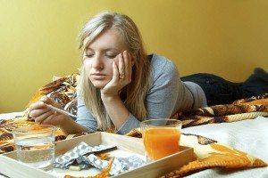 харчування при грипі