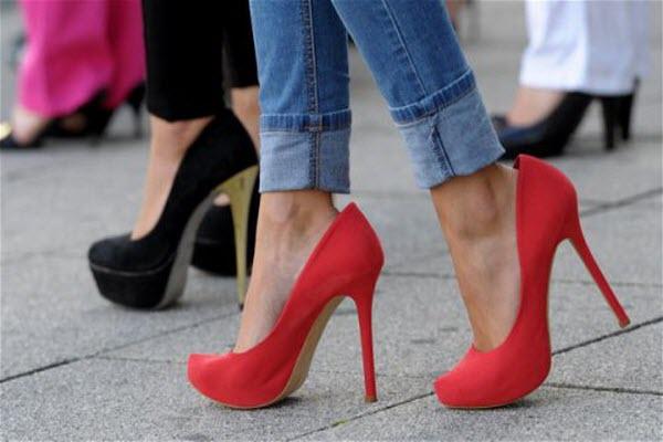 взуття на підборах