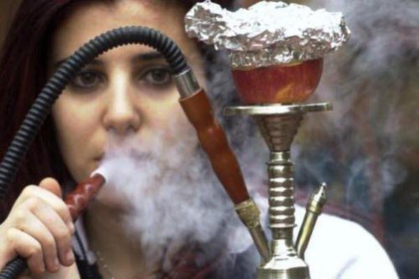 куріння кальяну