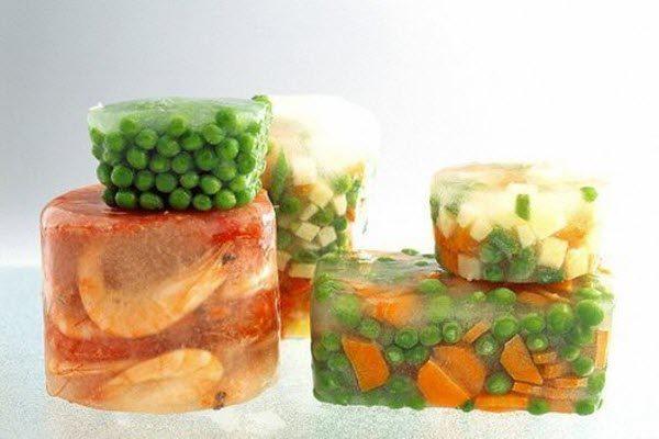 заморожені продукти