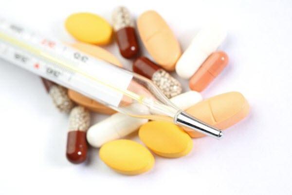 Жарознижуючі препарати