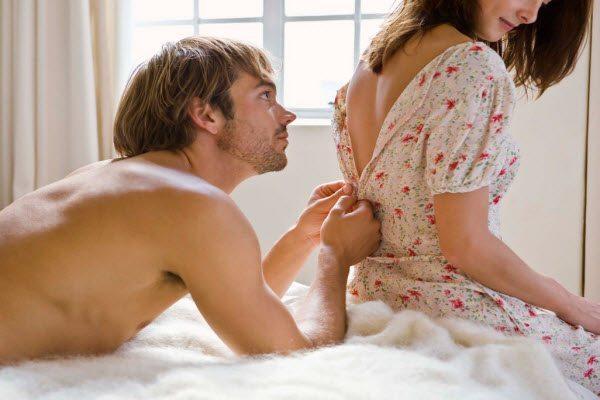 Як отримати максимальне задоволення в д сексу